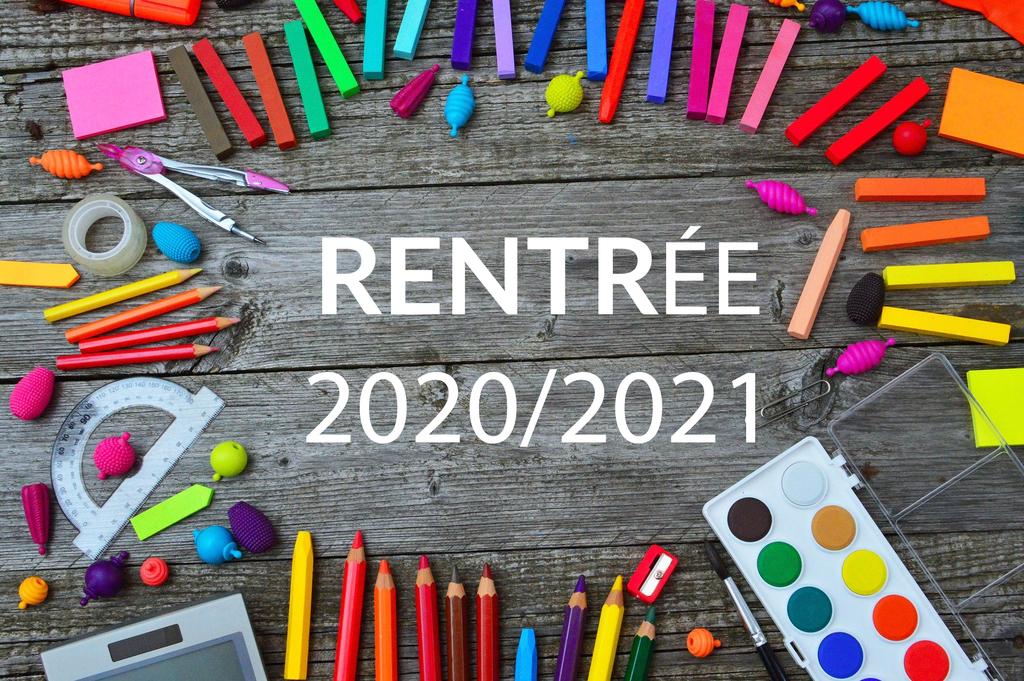 Inscriptions rentrée scolaire 2020/2021 - Site officiel de la Ville de Bressuire